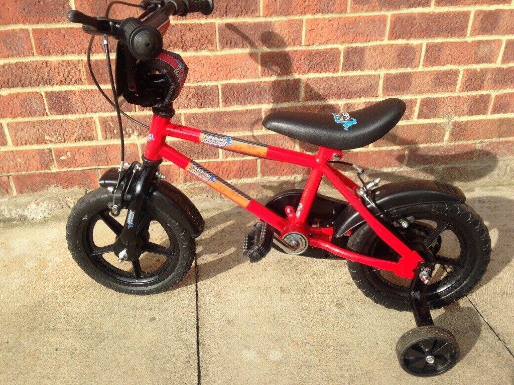 Boys Urban Racer bike