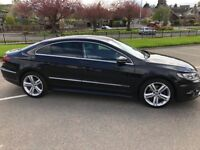 VW cc R-Line DSG gearbox Full dealership Service History