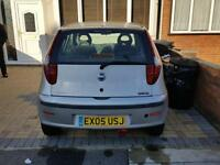 2005 Fiat punto 1.2, 8 Months Mot