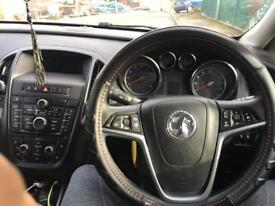 Vauxhall astra 2013 (62) reg 1.6 petrol