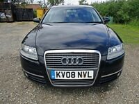 Audi A6 2.0 Diesel 7SPEED AUTOMATIC MOT 15/06/2017,TAX READY TO DRIVE PART EXCHANGE WELCOME