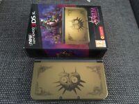 NEW NINTENDO 3DS XL ZELDA MAJORA'S MASK nintendo 3ds ltd