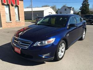 2011 Ford Taurus SEL Leather