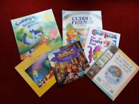 CHILDRENS 1ST TIME/JUNIOR READER 6 BOOK SELECTION(E) LIKE NEW CONDITION