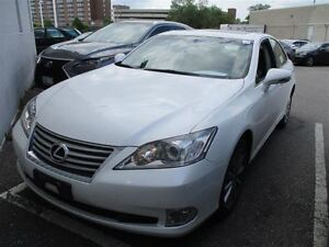 2012 Lexus ES 350 ULTRA LUXURY & NAVIGATION & LEATHER & REAR CAM