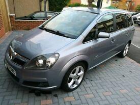 Vauxhall Zafira 1.9 CDTI SRI 150BHP Automatic 7 Seater