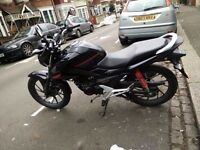 HONDA CB125F, 2015, 2500 MILES, EXCELLENT BIKE, QUICK SALE NEEDED