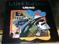 UB 40 vinyl album labour of love