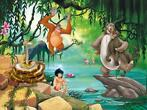 Jungle VLIESbehang Jungle Book XL Jungleboek * Muurdeco4kids