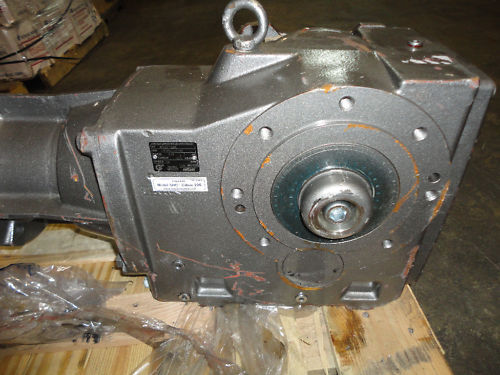 Nord Gear Corp Unicase Gearbox Torque 13275 Lb/In 90421SCP N250TC Drivesystems