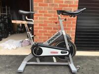 Star Trac reconditioned spin bike
