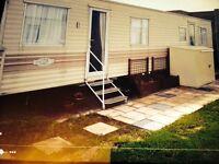 8 Berth Caravan to rent at Naze Marine Holiday Park, Walton on the Naze. Near Clacton on Sea