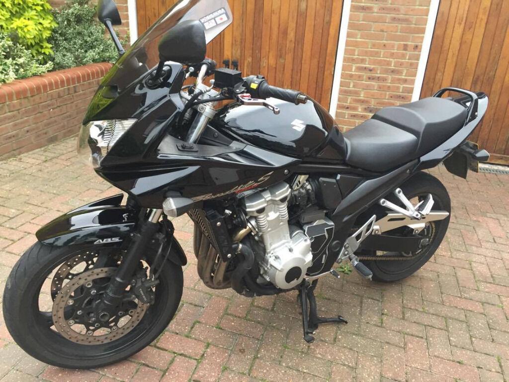 2008 SUZUKI GSF BANDIT 1250 SA K8 BLACK ABS | in Taverham, Norfolk ...