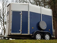 Ifor Williams HB505 2 horse trailer. clean and tidy