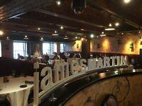 Experienced Waiters & Waitresses - Servers James Martin Restaurant