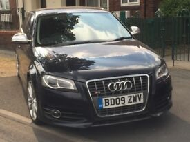 2009 Audi S3 2.0 TFSI QUATTRO TURBO 3dr.. BOSE..XENONS..2 TONE LEATHER.. NOT Golf GTD GTI R, St-3 M3