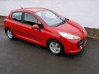 Peugeot 207 sport 87 full service history full mot 5 door