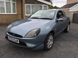 2002 1.7 FORD PUMA FOR SALE -STEEL BLUE