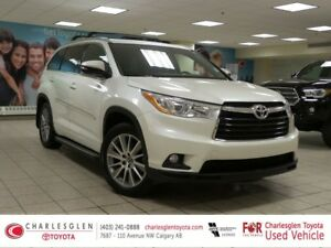 REDUCED!!! 2016 Toyota Highlander XLE AWD