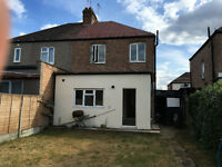 Private Landlord 3 Bed Semi-detached House Edmonton London