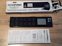 Korg NANOPAD Drum Pad USB Controller