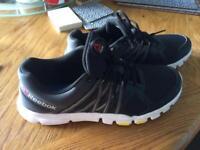 Reebok trainers size 8 1/2 men's