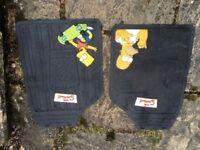 Simpsons car mats