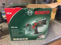 Bosch PFS 55 paint sprayer