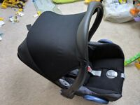 Maxi-Cosi CabrioFix Group 0+ Infant Car Seat - Used