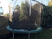 Large Oval Jumpking Trampoline * Free *
