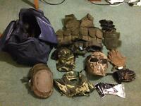 Great Bundle of AirSoft gear!