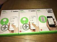 Belkin WeMo Switch x3 *new*