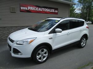 2015 Ford Escape SE - HEATED LEATHER - SUNROOF - NAVIGATION!!!