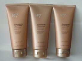 N07 - Completely Quenched - Body Lotion - x3 *Brand New*