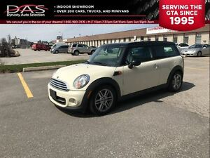 2012 MINI Cooper Clubman PREMIUM PKG PANORAMIC ROOF/LEATHER