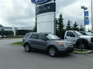 2014 Ford Explorer XLT - 4WD **ONE OWNER**