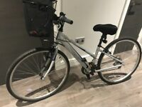 Bike with accessories for sale