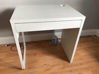 Ikea MICKE Desk - White