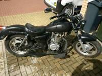 Pioneer Torro 125 motorcycle