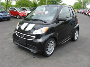 2013 Smart Fortwo Cabriolet Passion