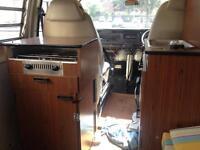 VW Westfalia Camper Type 2 Great Project,