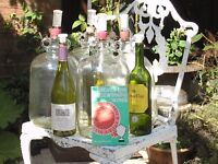 Wine-Making Equipment – Now Is The Time For Making Summer Wines!