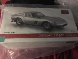 Cmc Ferrari 250 gto 1962 1:18 model