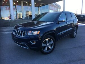 2016 Jeep Grand Cherokee LIMITED**20 POUCES**TOIT**GPS