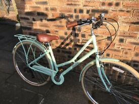 Ladies' Bicycle, vintage style, bought new