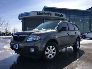 2011 Mazda Tribute GX FWD A/C, POWER PKG, SEATS 5, GREAT ON GAS!