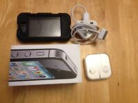 iPhone 4 boxed, used but good working order
