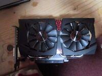 nvidia 960 gtx 2gb asus strix