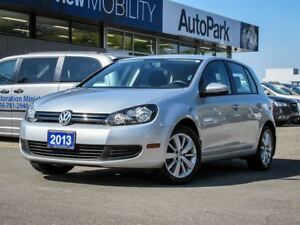 2013 Volkswagen Golf -