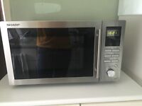 Sharp R82STMA Combi Microwave Oven
